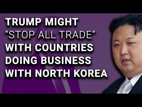 Trump North Korea/China Idea Confirms He's Clueless