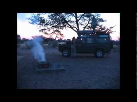 Self Drive Kalahari Transfrontier Park (Lions in Camp!)