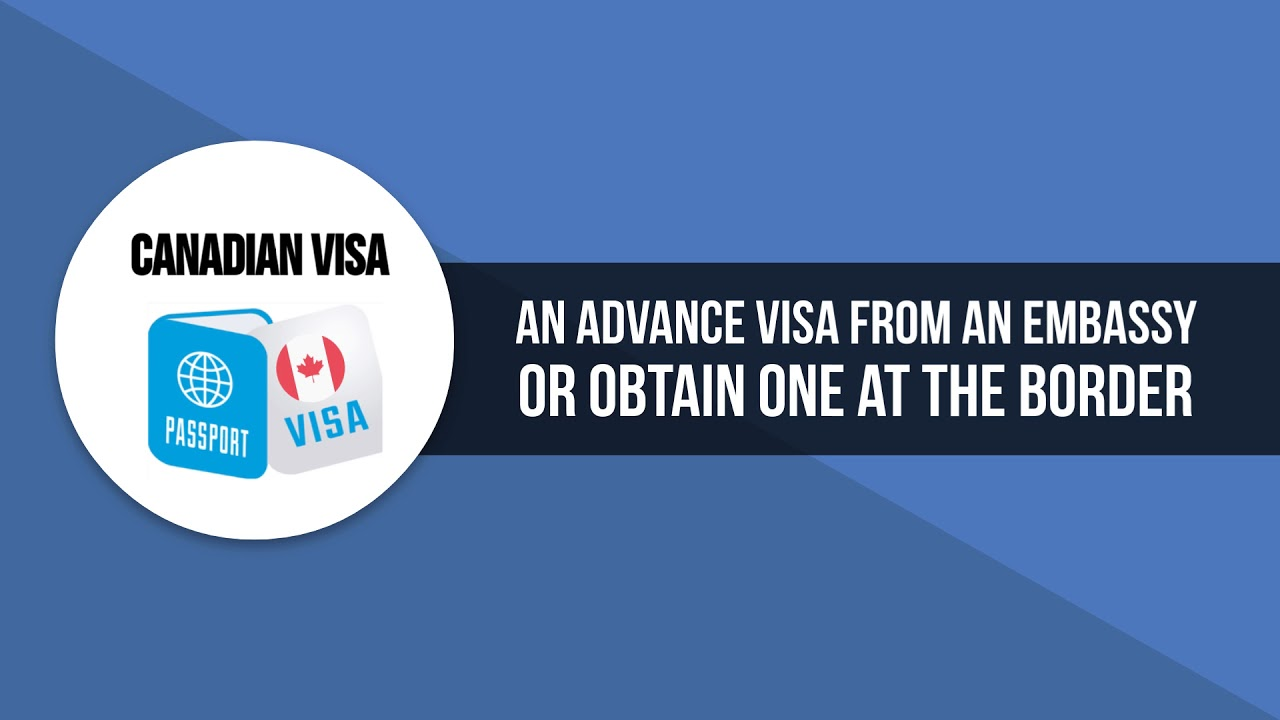 Do I need an eTA or visa for Canada?