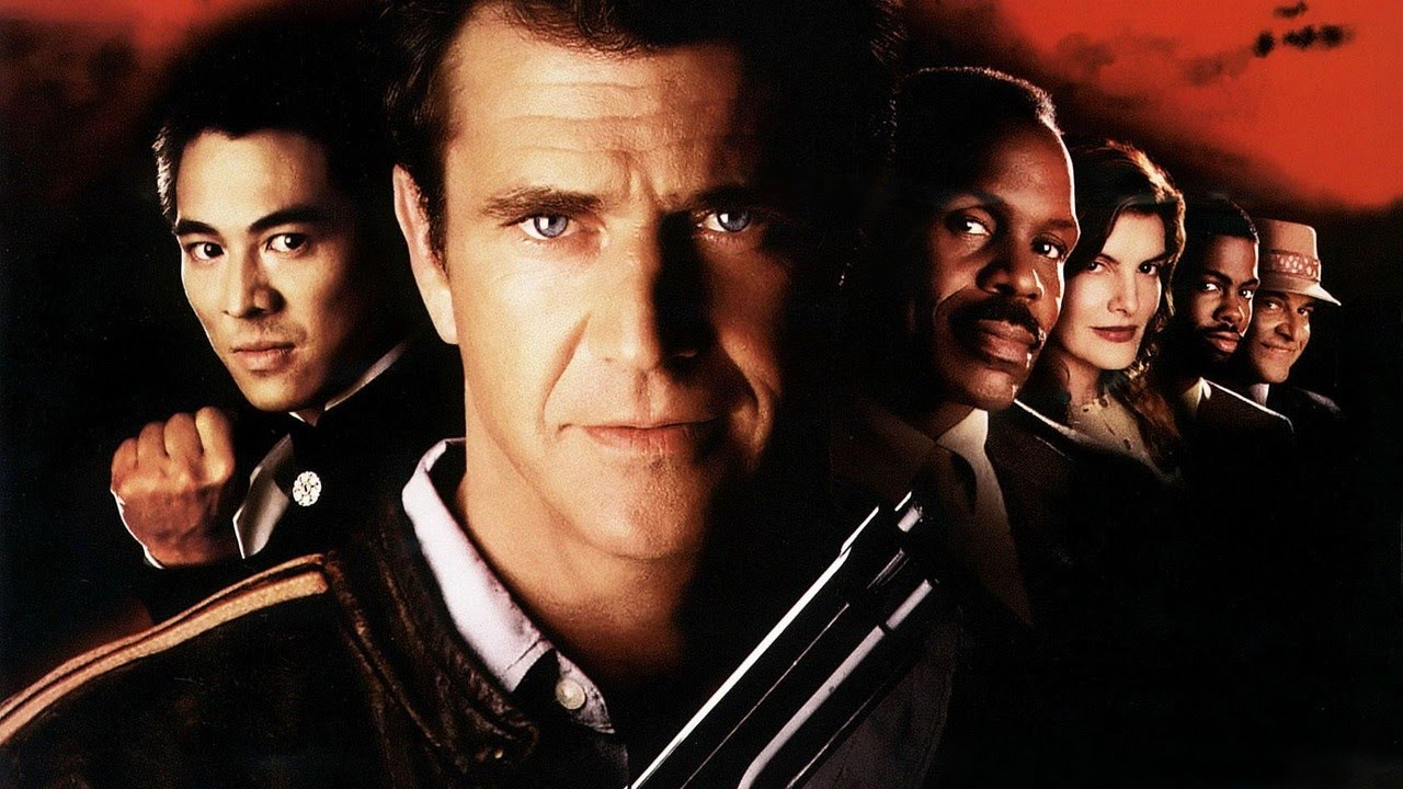 Lethal Weapon 4(1998) - China culture