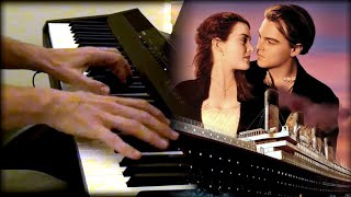 James Horner - Titanic soundtrack - My heart will go on (Céline Dion) - piano cover