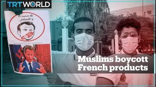 Muslims all over the world call for boycott of French products