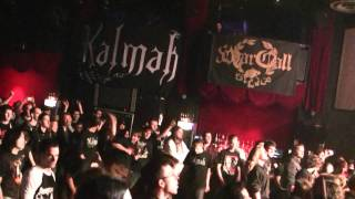 Kalmah - One of Fail - Live in Toronto 2011 (studio dub)