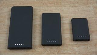 Zolo by Anker 1x 3000mAh 2x 6000mAh 4x 12000mAh External Battery