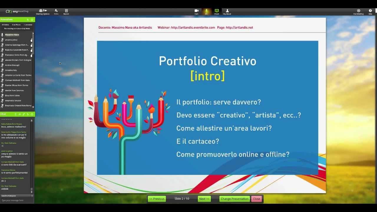 Amato Come creare un portfolio di successo (Free Webinar) - parte 1  WA53