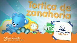 TORTICA DE ZANAHORIA (7 meses en adelante)