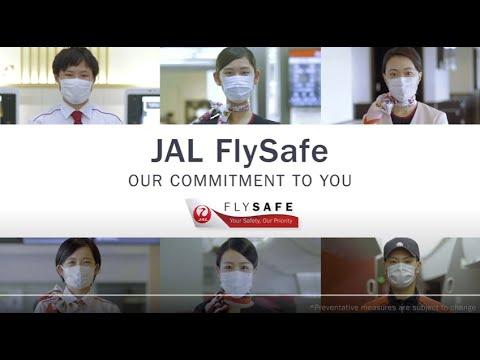 COVID-19 : Mesures préventives du Groupe JAL