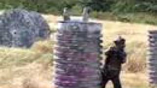 Paintball Hawaii - Nimitz Field Hawaii - Burn Session