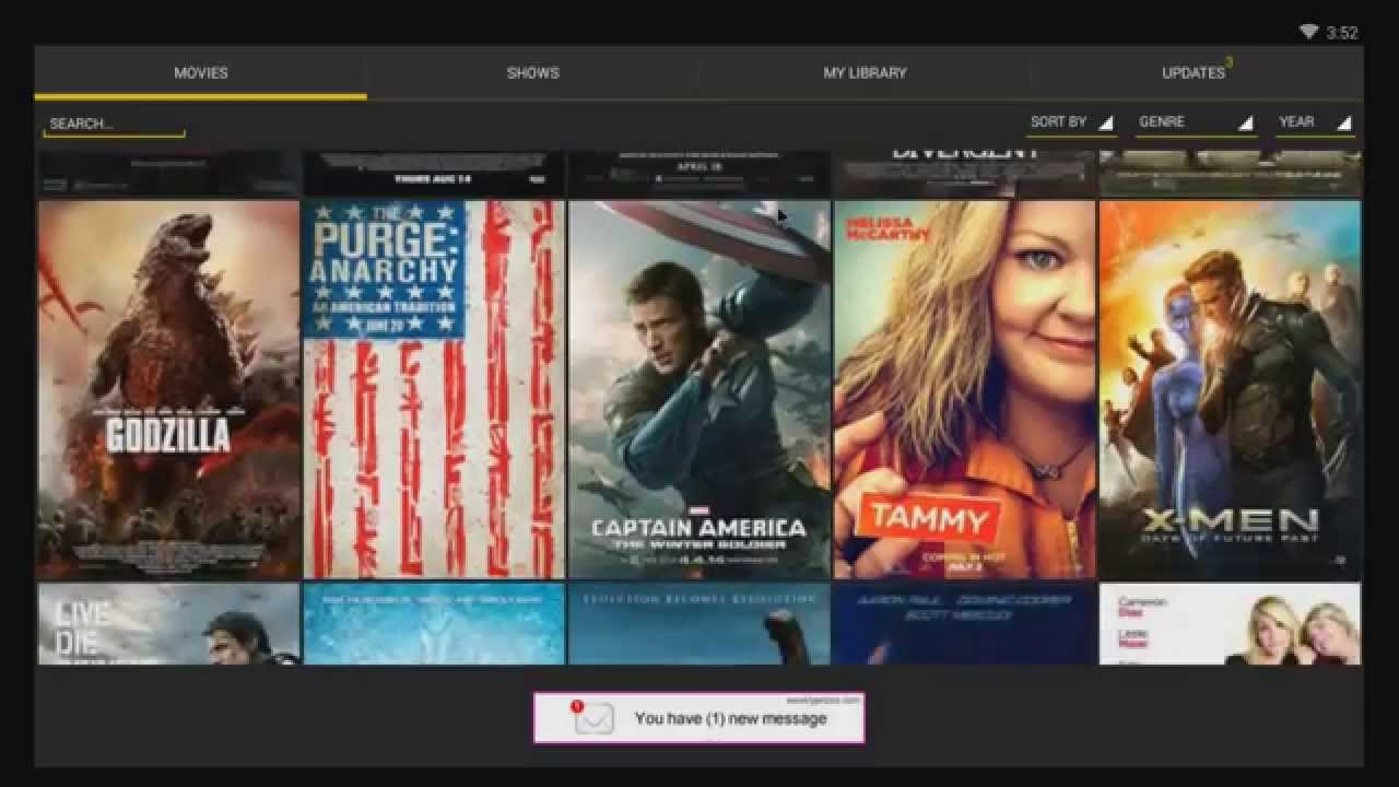 free movies and tv shows download for android