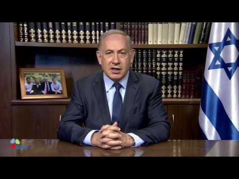 Prime Minister Netanyahu's Greeting On Israel's 69th Independence Day