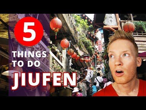 5 Things to do in Jiufen, Taiwan