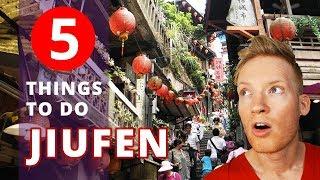 Gambar cover 5 Things to do in Jiufen, Taiwan