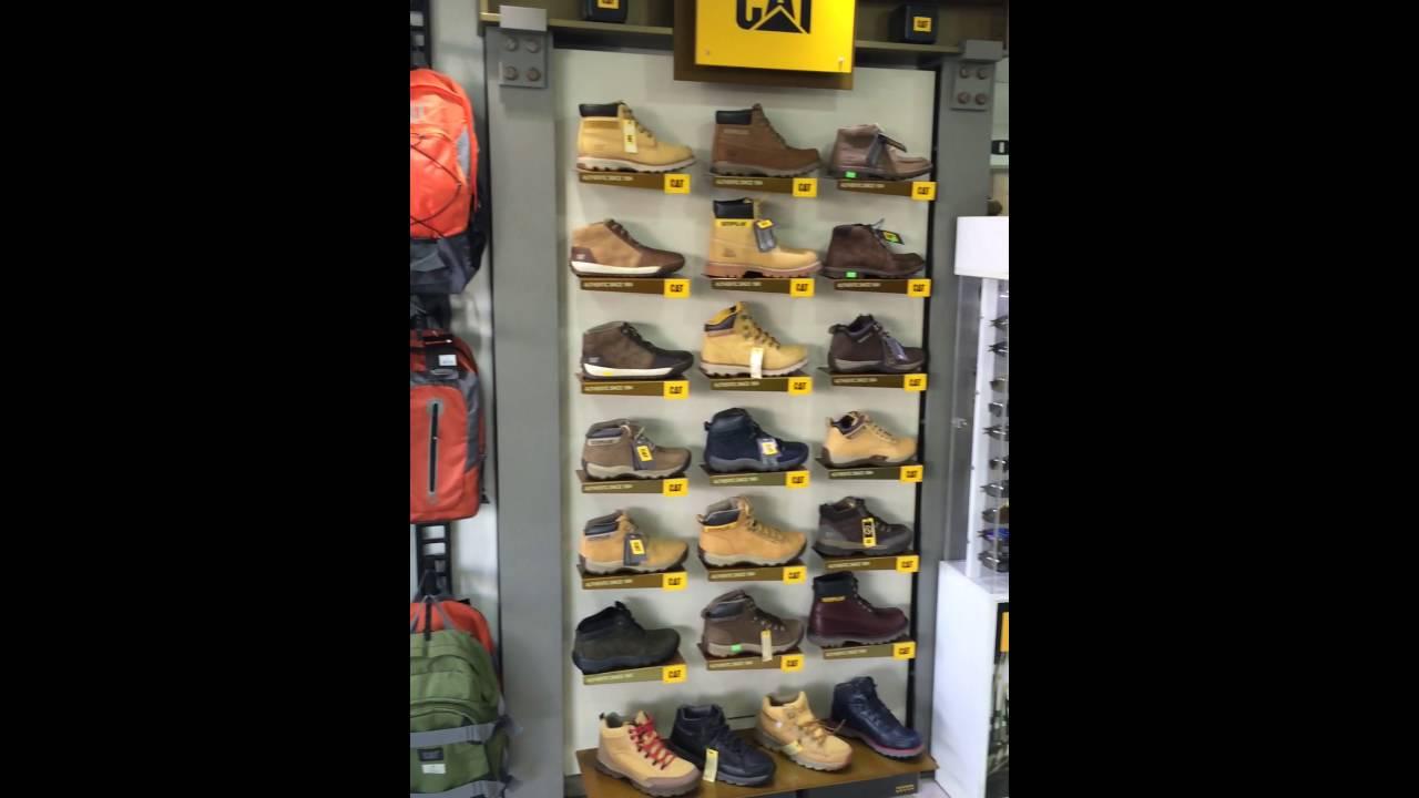 b69fbf44 Zapatos CATERPILLAR - YouTube