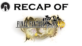 What happened in Final Fantasy: Type-0? (RECAPitation)