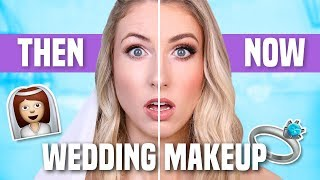 Download 7 YEARS LATER... REDOING MY WEDDING DAY MAKEUP Mp3 and Videos
