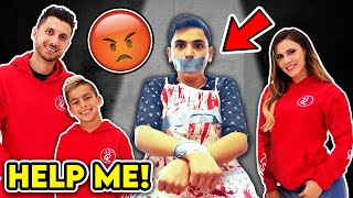 I GOT KIDNAPPED BY THE ROYALTY FAMILY!! **HELP ME!**