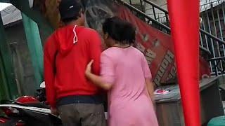 istri di H4MIL1 orang LAIN ???  suami RELA ISTRI menikah dengannya !!! Jangan dicontoh yups
