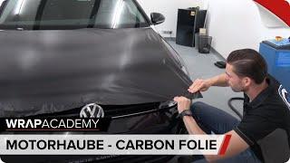 Golf 7 Carbon Styling TEIL 3 - Motorhaube