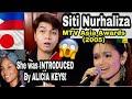 - Siti Nurhaliza - Seindah Biasa live at MTVAA 2005 FIL-JAPAN Reaction