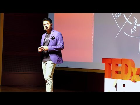 Your #31st Human Right, Guaranteed by Blockchain | Richie Etwaru | TEDxKedgeBS