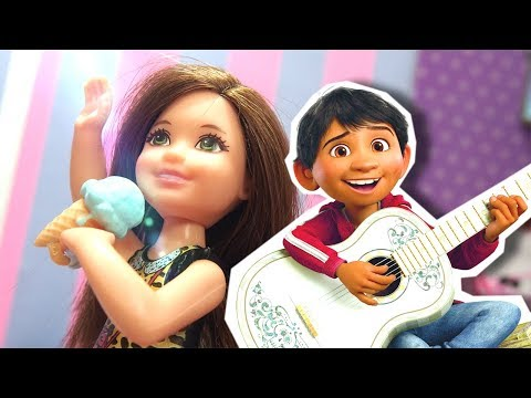CoCo - Remember me - Barbie Stop Motion