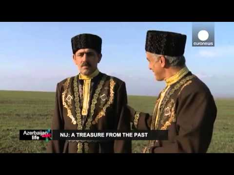 Original inhabitants of Azerbaijan