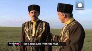 Original inhabitants of Azerbaijan