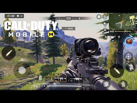 CALL OF DUTY MOBILE Battle Royale | 23 Kills Duo VS Squad | CODM IOS Gameplay