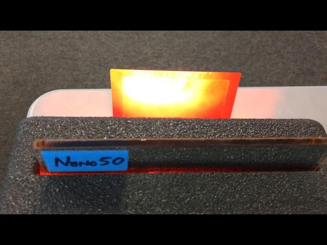 #Nanoflex Nano Carbon Ceramic 50% Tint vs Llumar Ceramic CTX 50 #Nanoflex 20% vs CTX 15 #Vampiretint