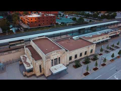 Santa Fe Station improvements to continue