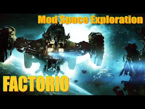 Рутина ● Мод Space Exploration ●   Стрим #5