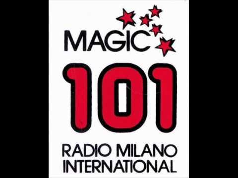 """Fausto Terenzi show"" dj franco da radio Milano international 101"