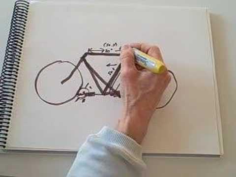 Bicycle Frame Design, Part I - YouTube