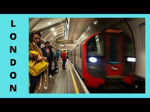 LONDON: The underground (metro or subway) station at SLOANE SQUARE
