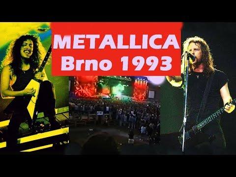 Metallica Live In Brno,Czech Republic 24.5.1993 (One Cam Shot)