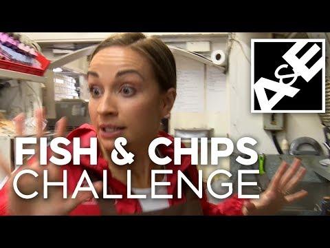 Fish & Chips Challenge!