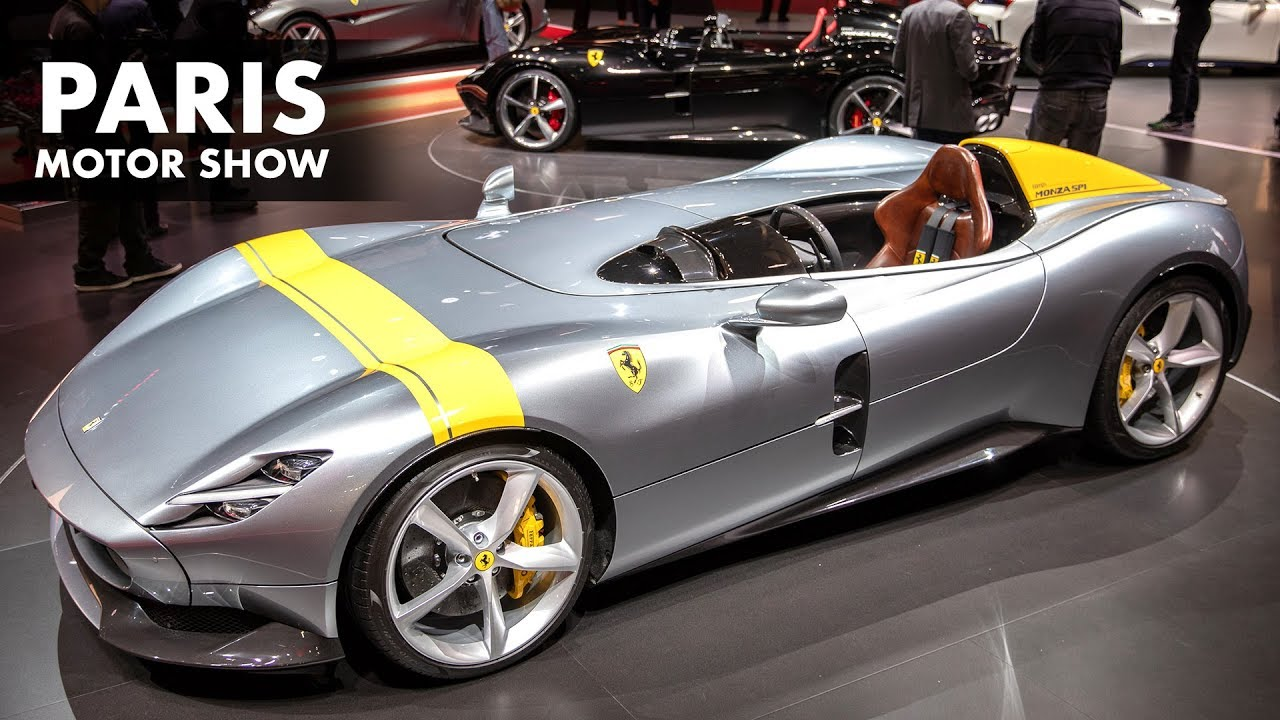 Ferrari Monza Sp1 Maranello S Most Beautiful Road Car Carfection Youtube