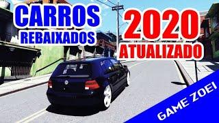 OS 7 MELHORES JOGOS DE CARROS REBAIXADOS - CELULAR FRACOS 2020