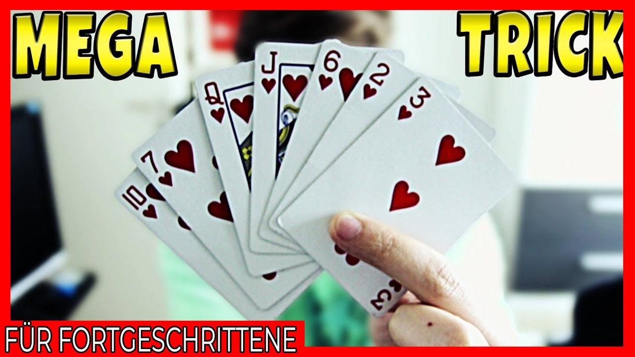 Download Der Zuschauer macht den Trick, IHR bekommt den APPLAUS! - Kartentrick Erklärung