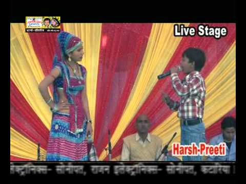 Suprhit hariyanvi song  khet me jhota bad diya by,harsh preeti cassettes