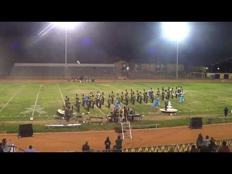 CABRILLO MARCHING BAND 10/6/17 #2