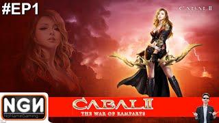 CABAL 2 TH - EP1 ออกเดินทางตามหาน้องสาว (PC/เกมออนไลน์)