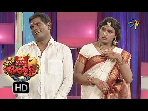 Chammak Chandra Performance – Extra Jabardasth - 19th August 2016  – ETV  Telugu