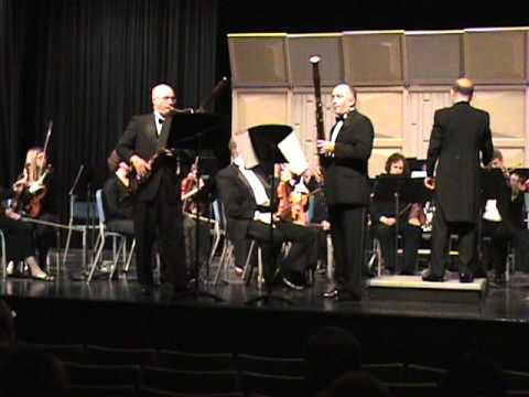 Vanhal, Concerto for Two Bassoons and Orchestra
