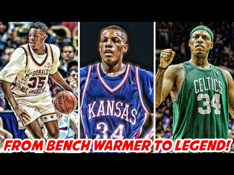 From BENCH WARMER to NBA LEGEND! Why PAUL PIERCE is one of the MOST OVERLOOKED NBA STARS EVER!