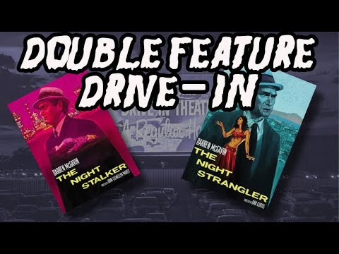 Download Double Feature Drive-In: The Night Stalker & The Night Strangler