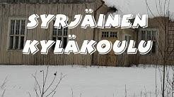 Syrjäinen kyläkoulu viimeiset asukkaat poistuneet 90-luvulla