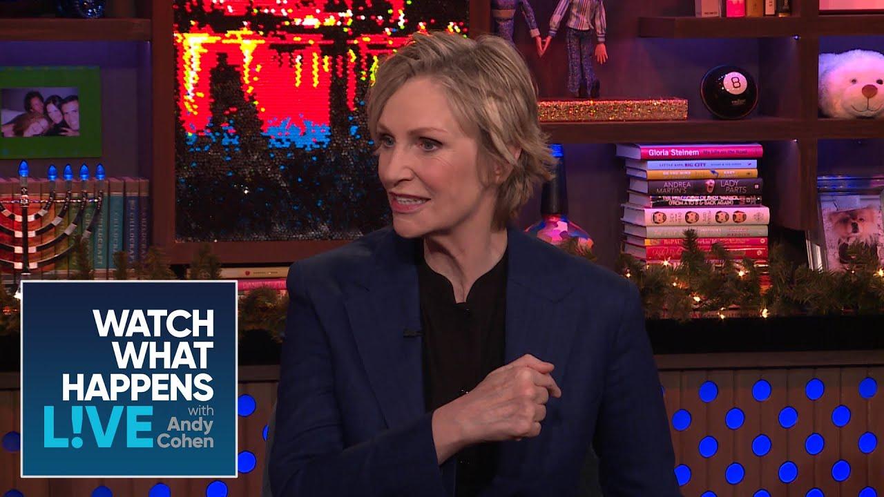 Kate McKinnon's SNL Impersonation of Jane Lynch | WWHL