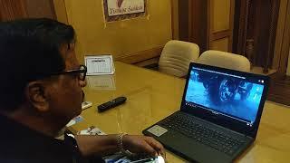 Sandesh Nagraj Speaks about Odeya Teaser