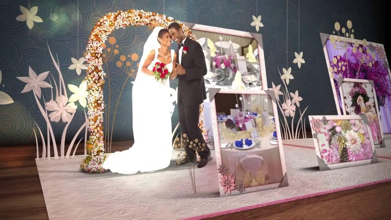 حفلات الزفاف في فندق الانتركونتيننتال جدة Youtube